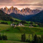 Los pueblos de montaña más bonitos del mundo