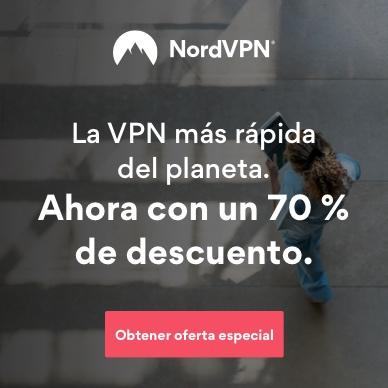Descuento en Nord VPN
